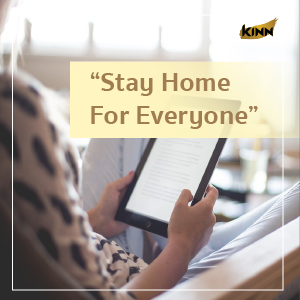Stay Home For Everyone!